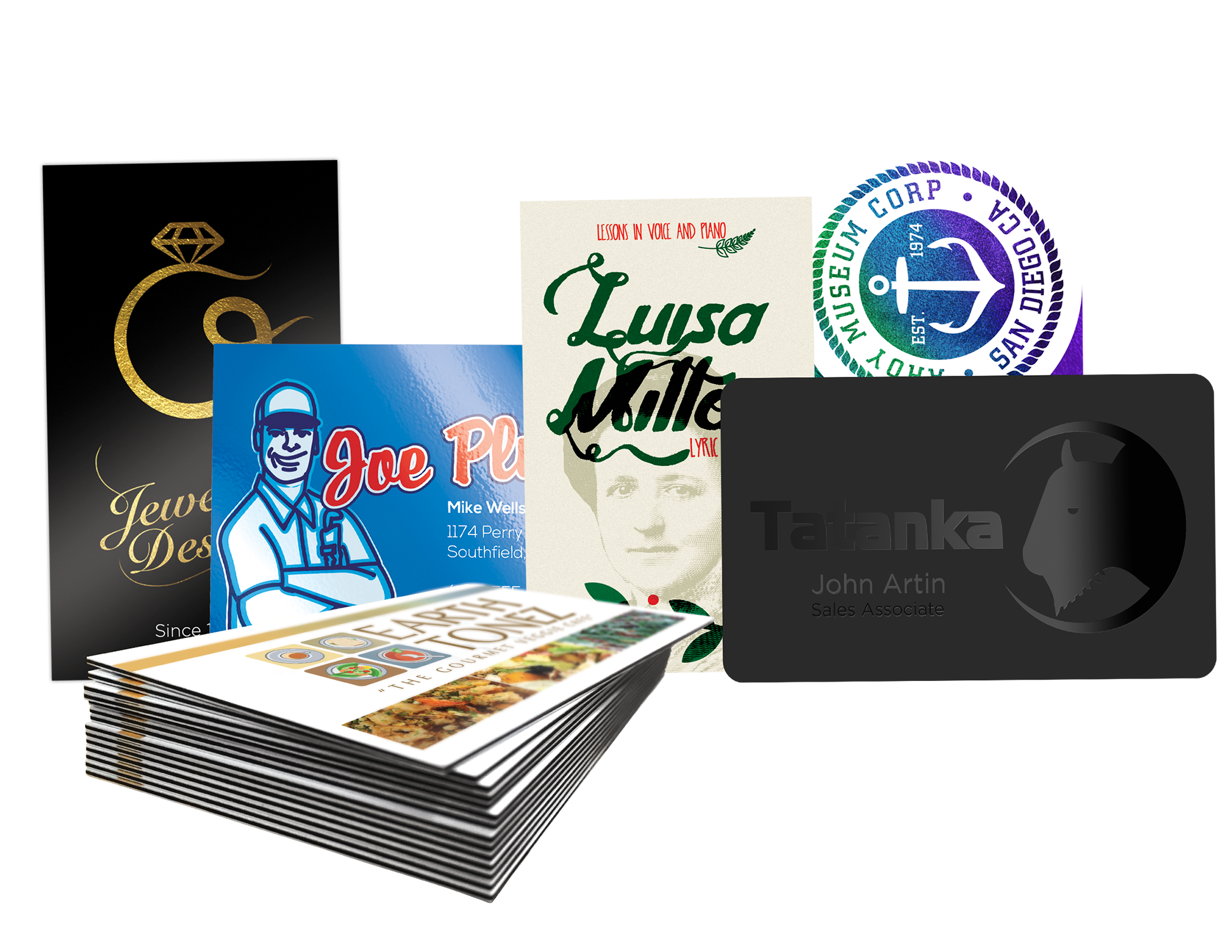 Business Cards - Pinebee Printing
